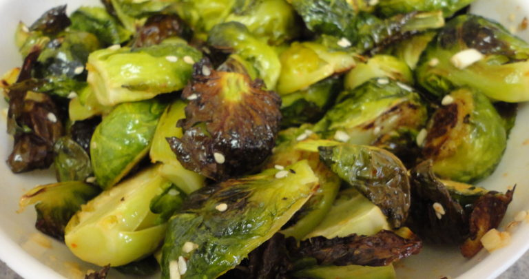 How To: Brussels Sprouts