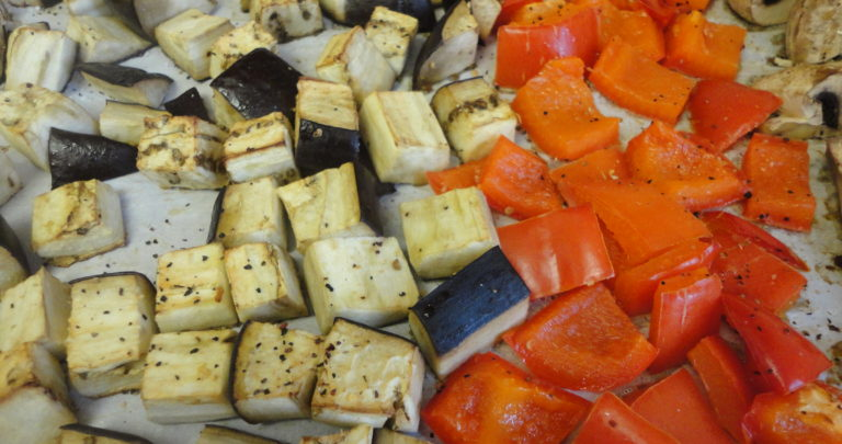 How to: Big Batch Roasted Vegetables