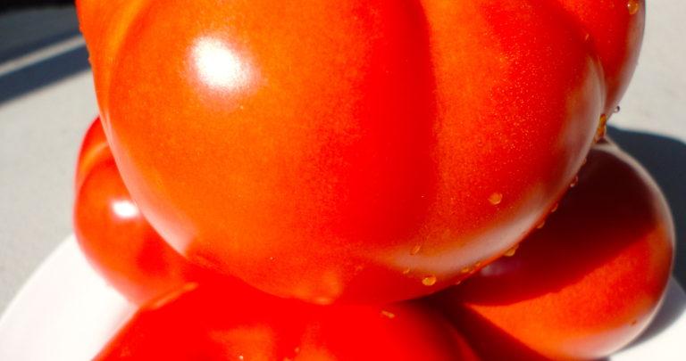 How To: Tomato Salad
