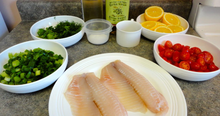 How To: Serve Fish For A Dinner Party