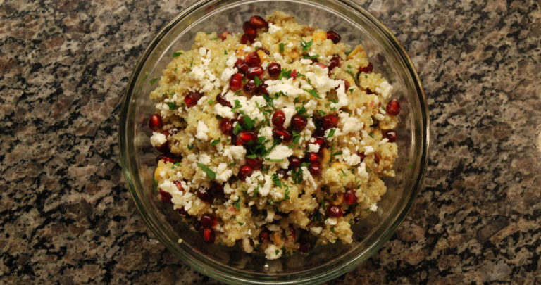 Seasonal Quinoa Salad