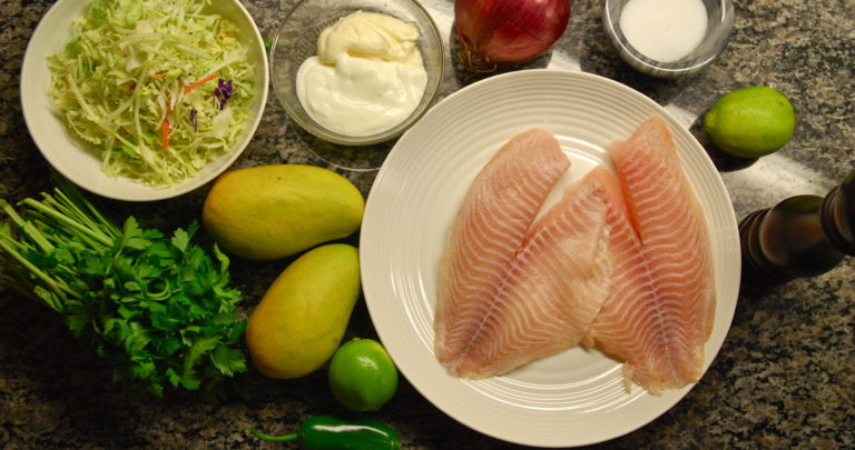 How to: Quickie Meals – Tilapia Tacos