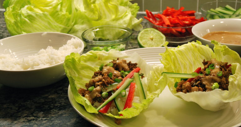 How to: Quickie Meals – Tofu Lettuce Wraps