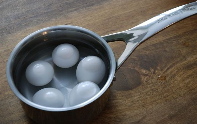 How to: Kitchen Tip – Perfect Hard Boiled Eggs