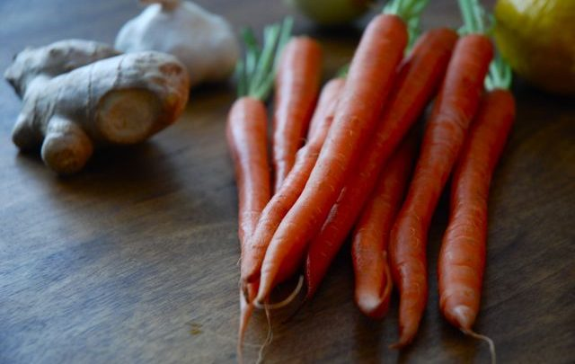 How to: Quickie Meal – Carrot Ginger Soup