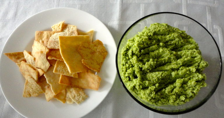 How To: Snack Healthy – Asian Edamame Dip