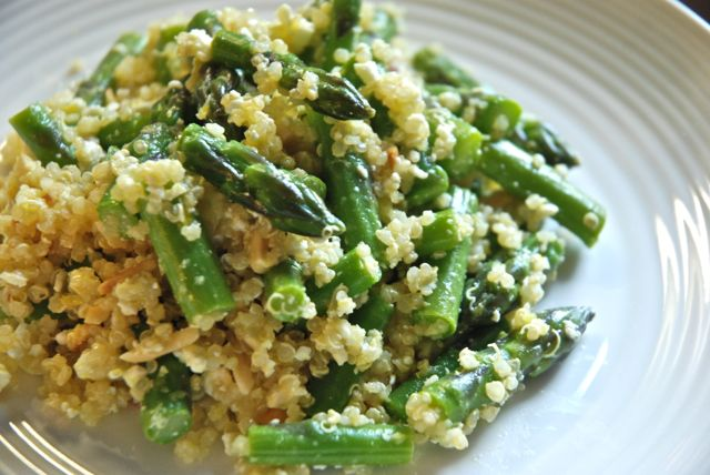 asparagus and quinoa salad5