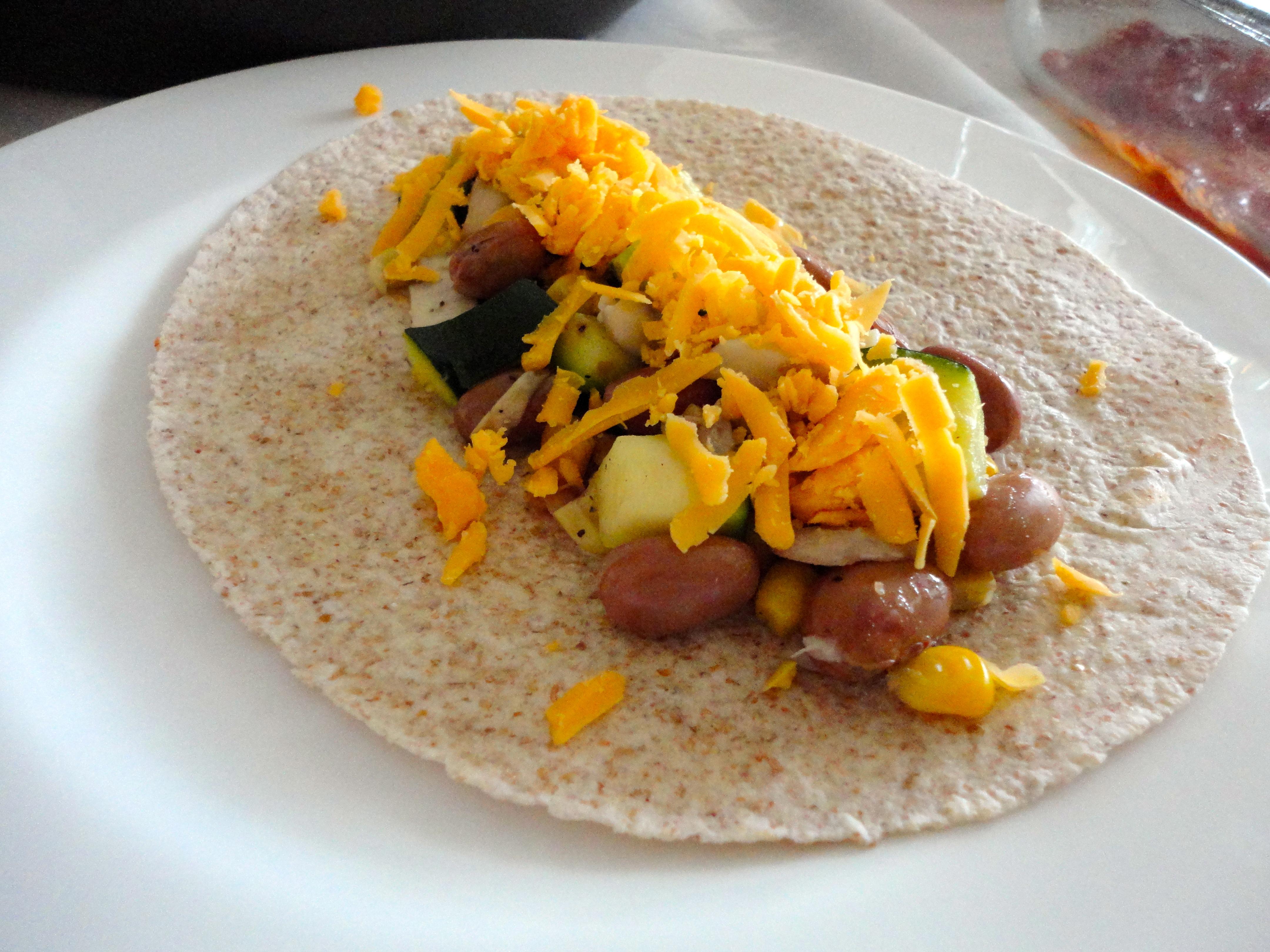 servings mushroom enchiladas zucchini mushrooms and zucchini mushroom ...