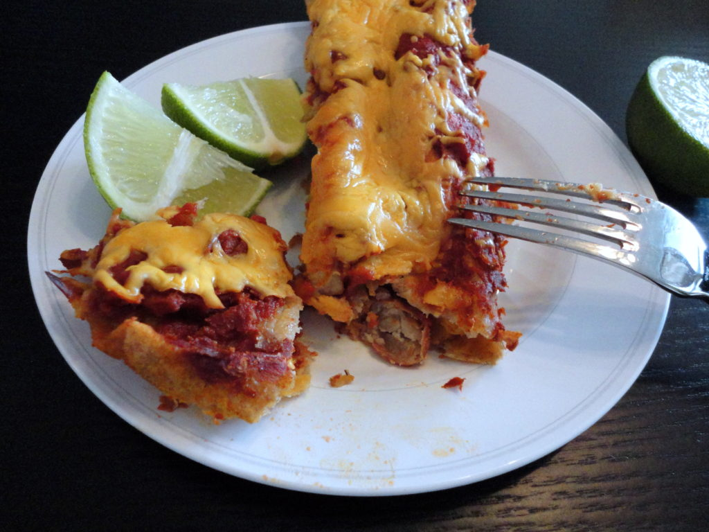 ... To: Big Batch – Zucchini, Corn, and Mushroom Enchiladas | How to Eat