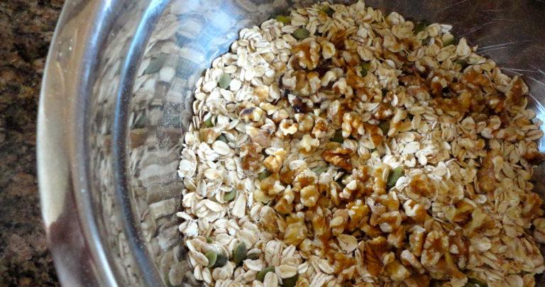 How To: Make Your Own Granola – Pumpkin Granola