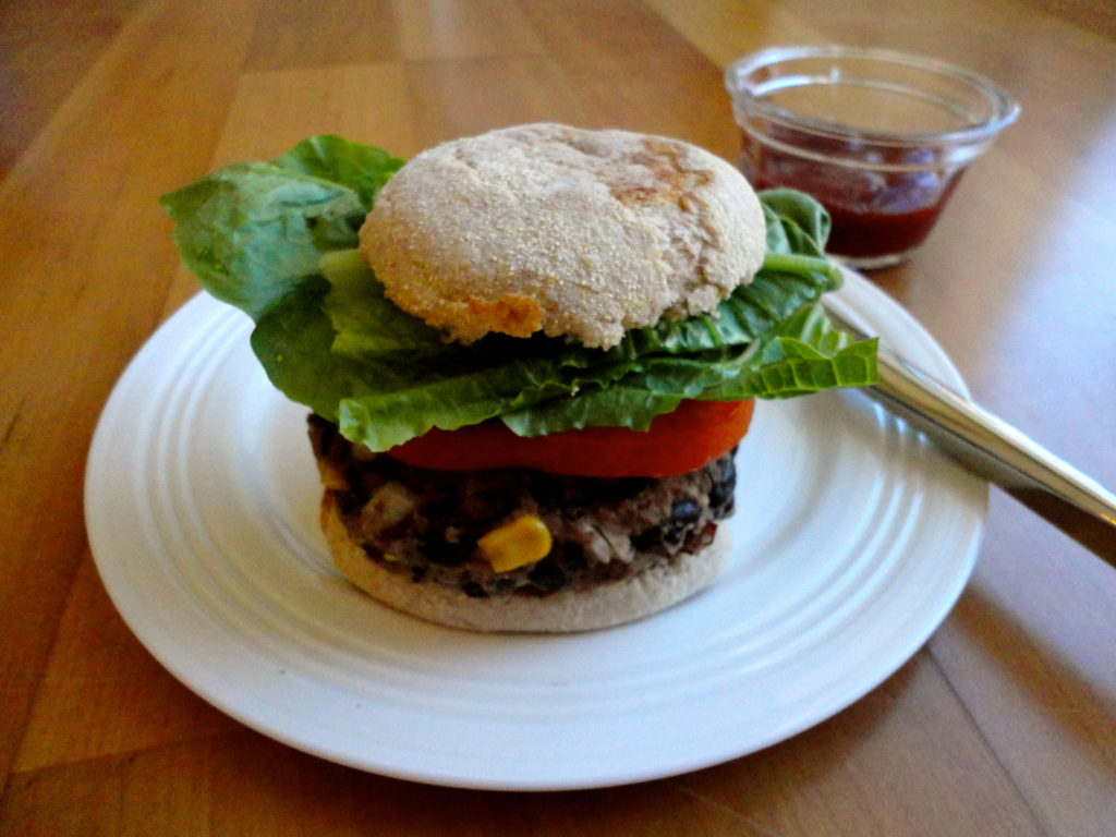 How To: Make Your Own Veggie Burgers - Southwestern Bean ...