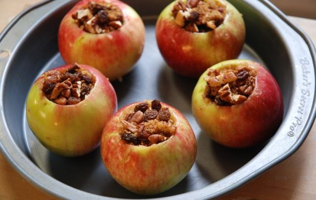 Baked Apples – a perfect seasonal treat