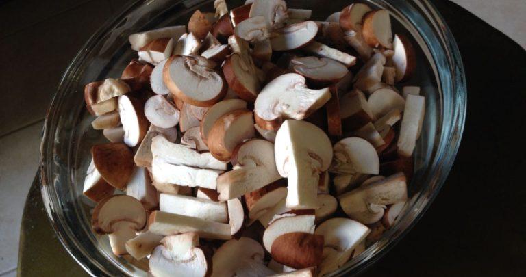 How to: Recipe Makeover – Creamy Mushroom Soup