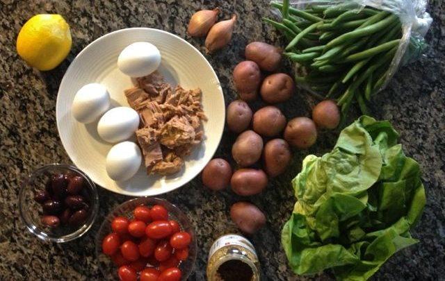 How to: Make Ahead Meal – Niçoise Salad