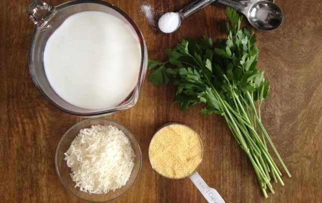 How to: Healthy Sides – Creamy Polenta