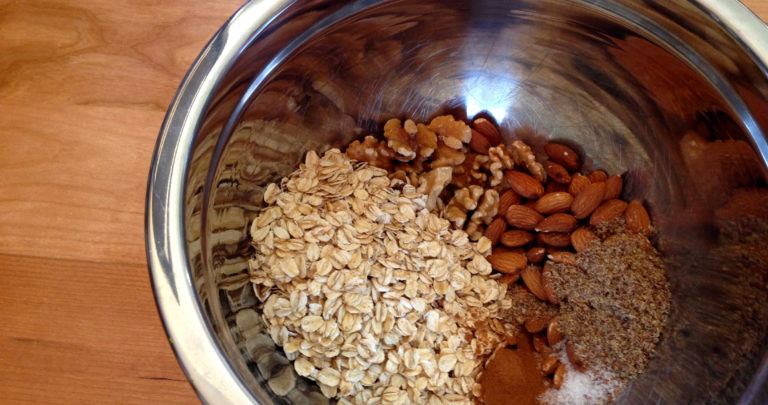 How To: Make Your Own Granola – Banana Bread Granola