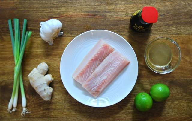 How to: Quickie Meal – Grilled Lime Ginger Mahi Mahi