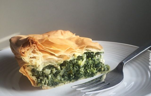 How to: Make your own – Spanakopita (Greek Spinach and Cheese Pie)
