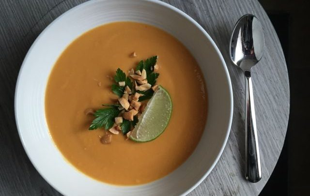 How to: Seasonal Cooking – Thai Sweet Potato Soup