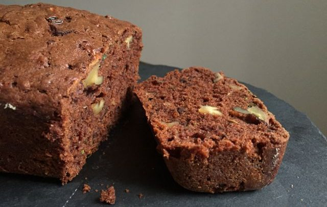 How to: Make your own – Double Chocolate Zucchini Bread