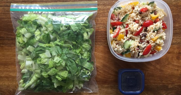 How to: Make Your Own – Perfect Potluck Pasta Salad