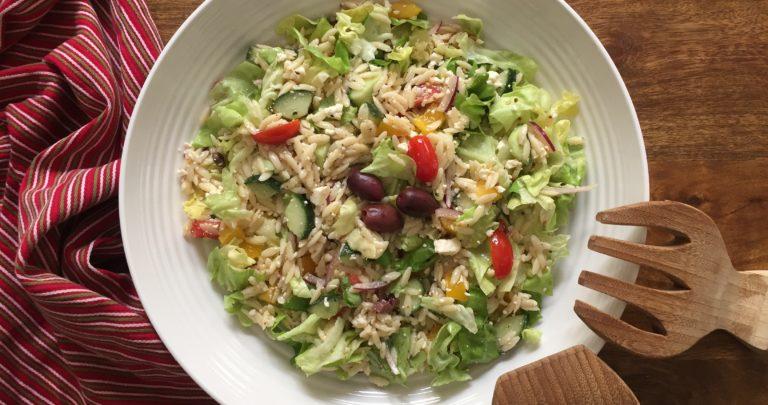 Perfect Potluck Pasta Salad