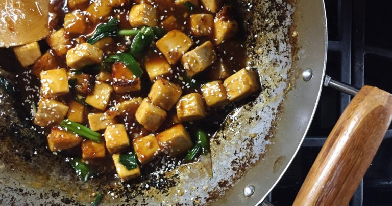 How to: Make your Own – General Tso's Tofu